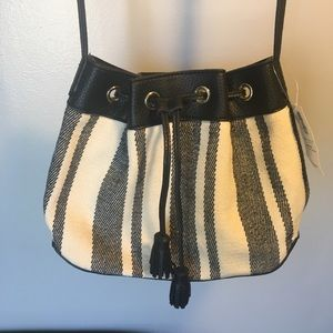 NWT Old Navy Crossbody bag with Tassels